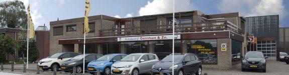 Autobedrijf Gerritsen home zon